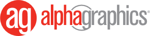 Logo for Alphagraphics